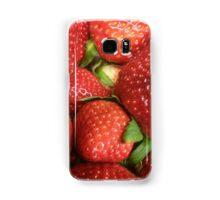 Strawberries Ver.2 Samsung Galaxy Case/Skin