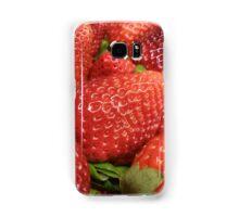 Strawberries Samsung Galaxy Case/Skin