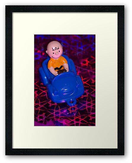 Charlie Brown Disco Driver by tarynb