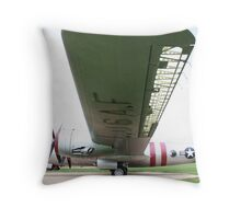 Barksdale  AFB 05 Throw Pillow
