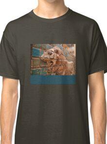 Babylon Gate Lion - Ishtar Classic T-Shirt