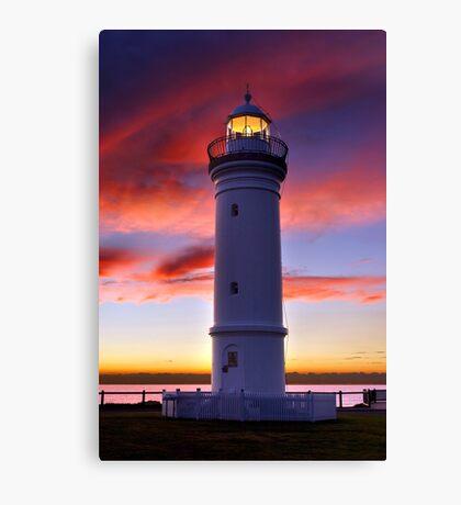 Kiama Lighthouse Canvas Print