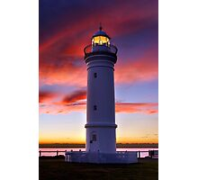 Kiama Lighthouse Photographic Print