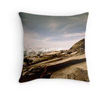 An Unforeseen Horizon - Mount Kinabalu, Sabah, Malaysia Throw Pillow