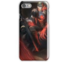 Red Lion iPhone Case/Skin