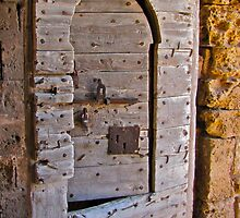 Door within a door by John Thurgood