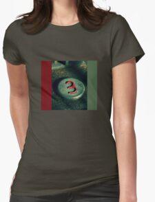 Three 3 three Womens Fitted T-Shirt