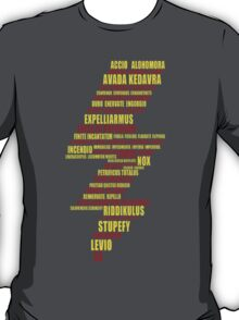the most famous scar(gryffindor colors) T-Shirt
