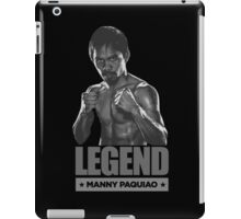 Manny Pacquiao The Legend iPad Case/Skin