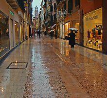 Verona Marble Streets by Al Bourassa