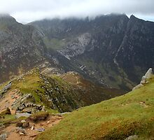 The Saddle, Isle of Arran UK by Mishimoto