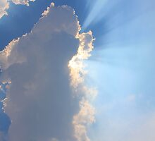Ray of Hope by canon40d
