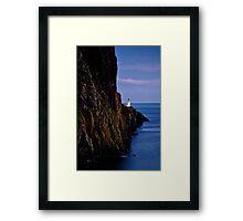 Neist Point Lighthouse, Isle of Skye Framed Print