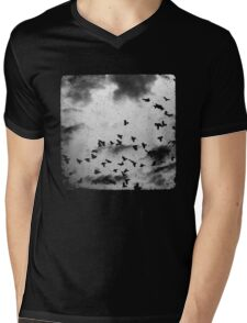 Doomsday Mens V-Neck T-Shirt