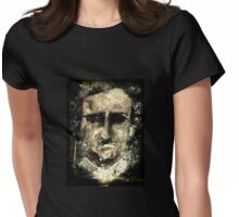 Edgar Poe Womens Fitted T-Shirt