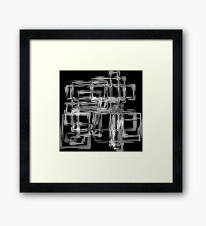 Trendy Framed Print