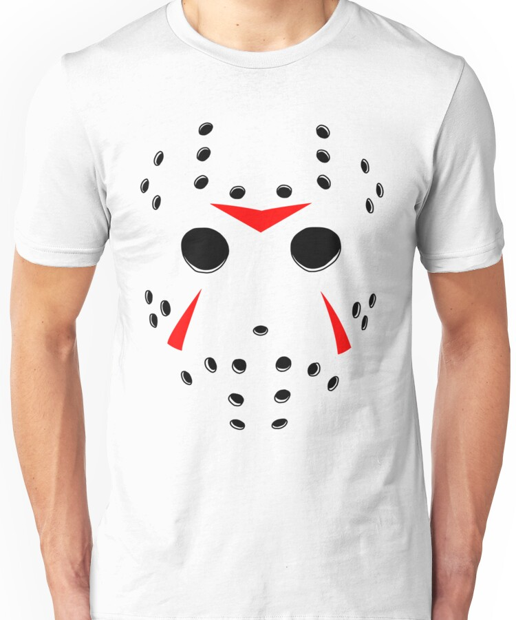 Jason Hockey Mask Unisex