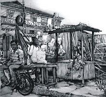 street sales by africanart