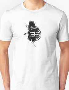 Inked Earth Crest T-Shirt