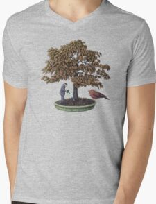 Enchanted Bonsai  Mens V-Neck T-Shirt