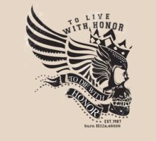 Live With Honor by viSion Design