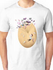 Magical Balloon Books Unisex T-Shirt