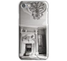 Come and Warm Your Toes a While iPhone Case/Skin