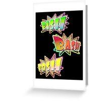 BISH BASH BOSH - Counter Strike Greeting Card