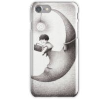 A Midnight Read iPhone Case/Skin