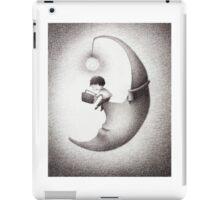 A Midnight Read iPad Case/Skin