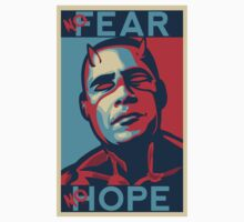 A man with no fear... T-Shirt