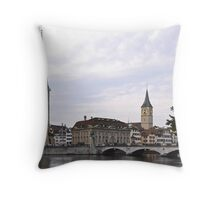 Zurich Throw Pillow