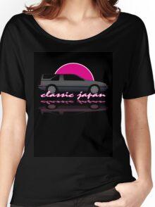 Classic Japan - Nissan Exa Sportbak Women's Relaxed Fit T-Shirt