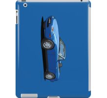 Mazda MX-5 MK1 Mariner Blue iPad Case/Skin