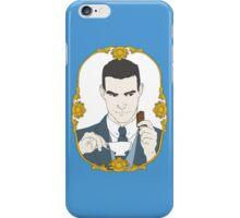 SHERLOCK - Tea Time for Sherlock - Jim Moriarty iPhone Case/Skin