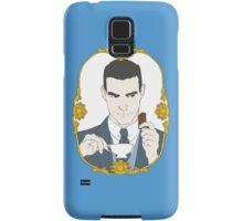 Tea Time for Sherlock - Jim Moriarty Samsung Galaxy Case/Skin