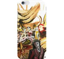 Dinner there and now iPhone Case/Skin