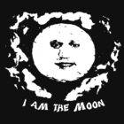 Mighty Boosh - I Am The Moon by DementedFerret
