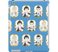SHERLOCK - Tea Time for Sherlock - Trio iPad Case/Skin