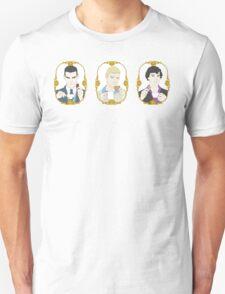 SHERLOCK - Tea Time for Sherlock - Trio T-Shirt
