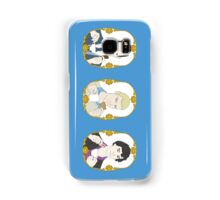 SHERLOCK - Tea Time for Sherlock - Trio Samsung Galaxy Case/Skin