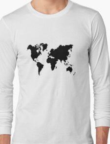 world Long Sleeve T-Shirt