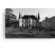 The Chateau Canvas Print