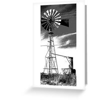We're not in Oz anymore Greeting Card