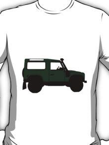 Land Rover Offender T-Shirt