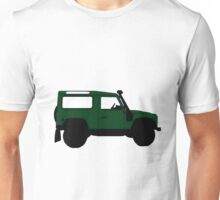 Land Rover Offender Unisex T-Shirt