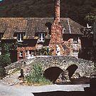 A village in Somerset by georgieboy98