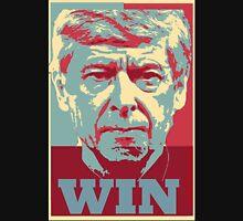 Arsene Wenger in the style of Obama  Unisex T-Shirt