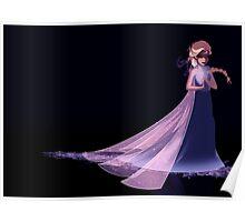 """Frozen - Elsa """"Don't feel it"""" Poster"""