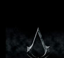 Assasin`s Creed Logo (Black) by Luke Mifsud